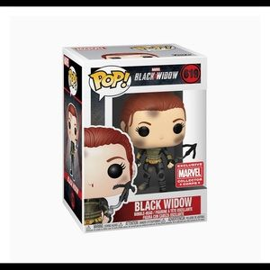FUNKO POP -MARVEL- Black Widow #619 (new)